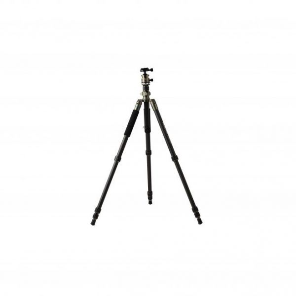 CARBON FIBER TRIPOD WITH BALL HEAD