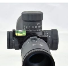 "Riflescope Bubble Level - 1"" and 30mm"