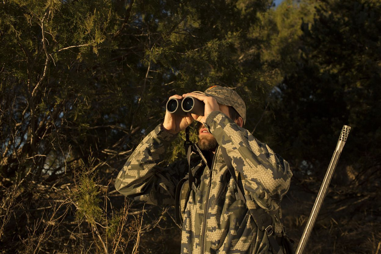 John Barsness on the TORIC 10x42 Binocular