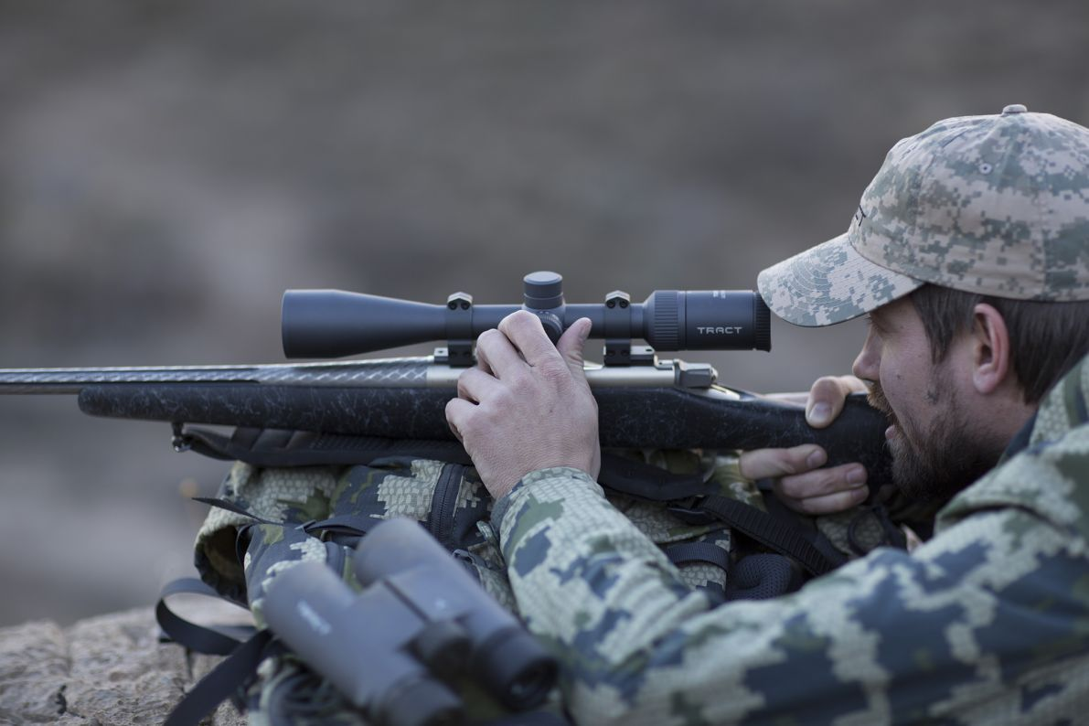 Benefits of A Side Focus Adjustment on a Riflescope