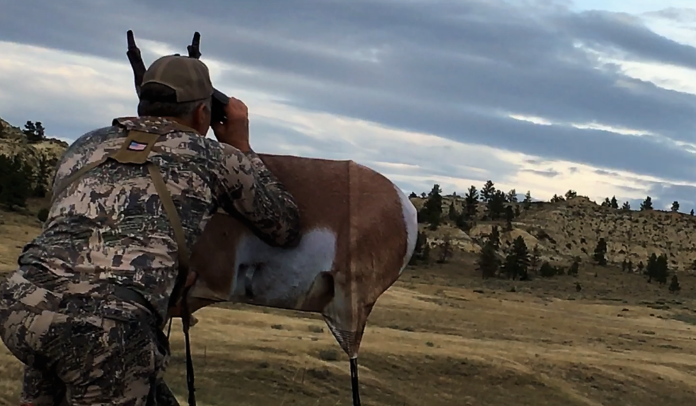How to Make your Decoy and Binocular Do The Work!