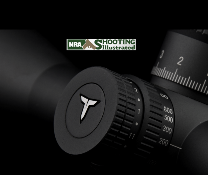NRA's Shooting Illustrated Tests the TORIC 30mm 4-20x50 FFP Riflescope