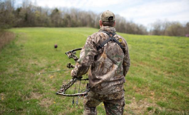 Turkey Hunting With a Binocular