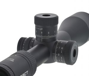 TORIC 30mm Scope with high precision turrets