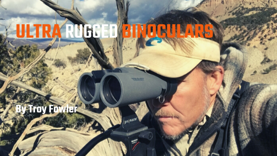 Ultra Rugged Binoculars