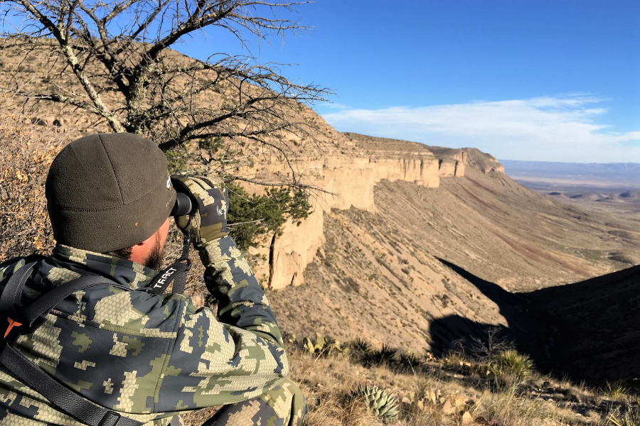 Best Binoculars For Hunting Out West